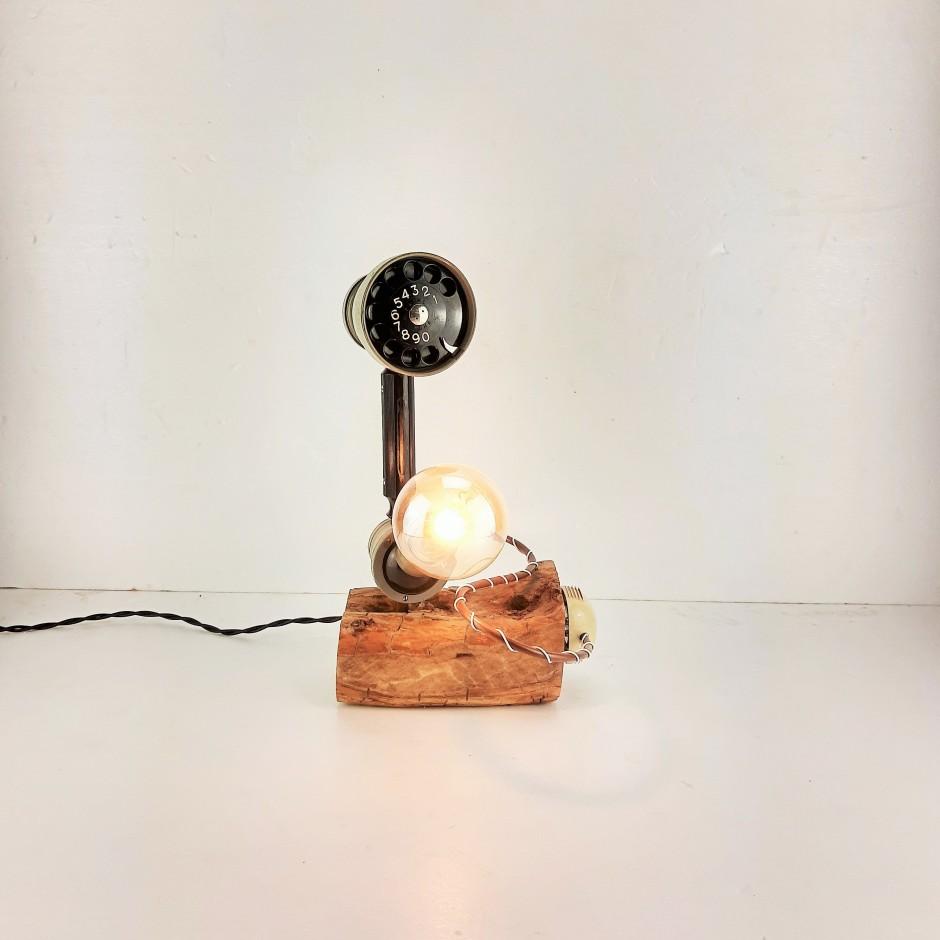 telefono con spina