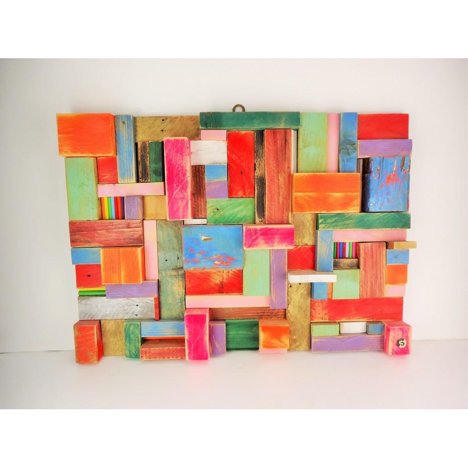Puzzler di legno
